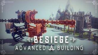 Besiege Advanced Building
