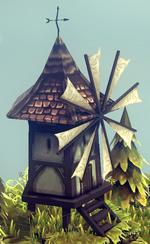 Env windmill
