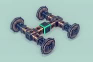 Gear Steering