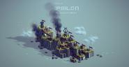 Ipsilon on Fire