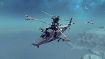 Ka50 helicopter