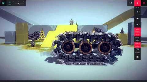 The Piston Axle
