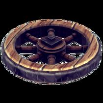 Unpowered Wheel