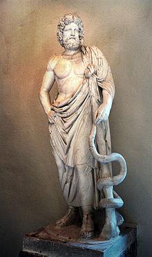 220px-Asklepios - Epidauros
