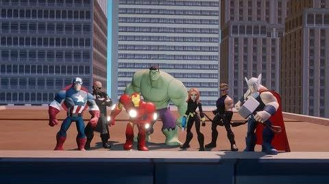 Disney Infinity Marvel Super Heroes (2.0 Edition) Announcement Trailer-0