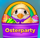 Osterparty logo