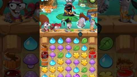 Best Fiends - Kapitän Schneckes -2 Level 5