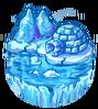 Frostige klippen logo