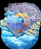 Pinkes flugunglueck logo