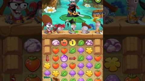 Best Fiends - Kapitän Schneckes -2 Level 4