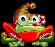 Weihnachts newt