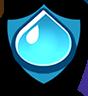 Immunitaet blau