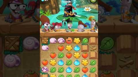 Best Fiends - Kapitän Schneckes Level 7
