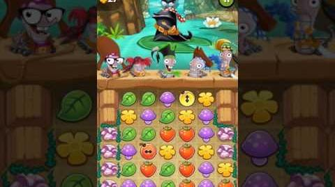 Best Fiends - Kapitän Schneckes -2 Level 3