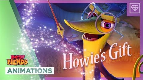 Howie's Gift - A Best Fiends Animation