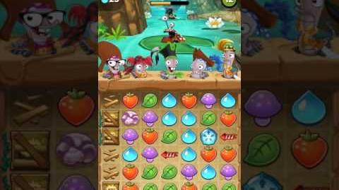 Best Fiends - Kapitän Schneckes -2 Level 2