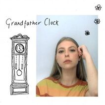 Grandfather Clock by Thea