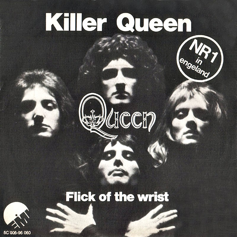 Image result for queen killer queen images