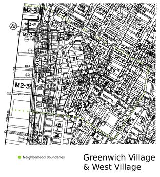 Greenwich and West