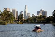 Echo Park Lake
