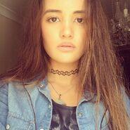 Kayla Santiago-Lynch (age 19)