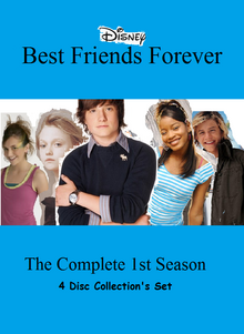BFF First Season Complete DVD