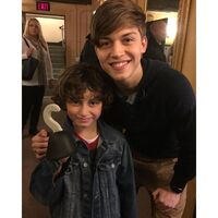 Ricky Garcia and August Maturo
