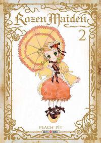 Rozen-maiden,-tome