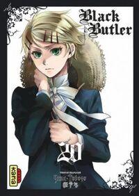 Black Butler tome 20