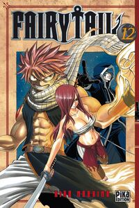 Fairy Tail Tome 12 Fr