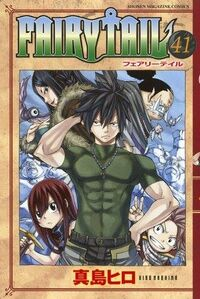 Fairy Tail Tome 41