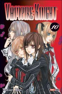 Vampire Knight, tome 10