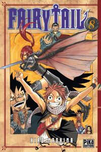 Fairy Tail Tome 08 Fr