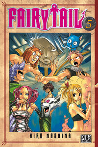 Fairy Tail Tome 05 Fr