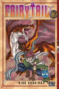 Fairy Tail Tome 19 Fr