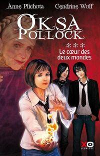 Oksa pollock tome 3 couverture