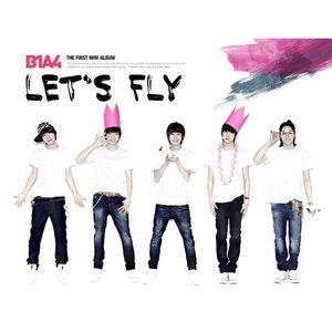 1stminialbumb1a4LetsFly