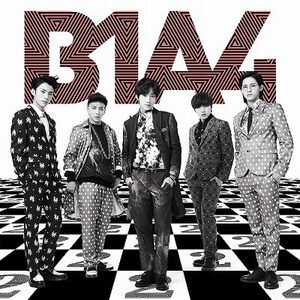 B1A4JapaneseStudioAlbum2007