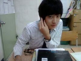 JinyoungPreDebut