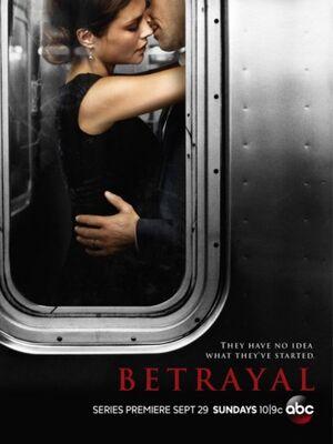 Betrayal Season One Promotional Poster - 1