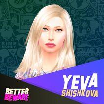 Yeva Shishkova - Apresentação