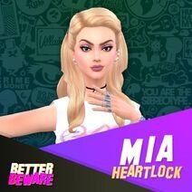 Mia Heartlock - Apresentação