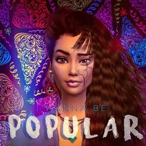 I Wanna be Popular - Capa