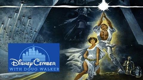 Star Wars Episode IV - A New Hope - Disneycember 2015