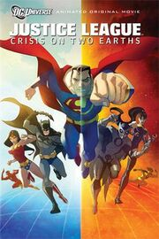 Justice League-Crisis On Two Earths