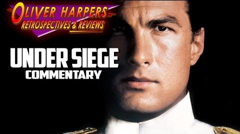 Under Siege Commentary (Podcast Special)