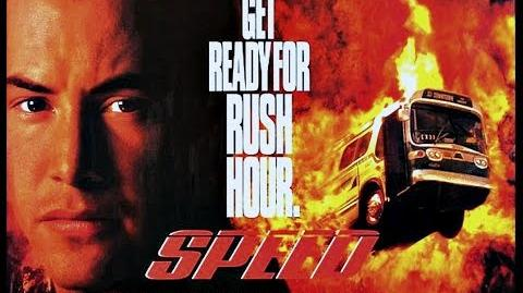 Speed (1994) Kicks Ass - Movie Review