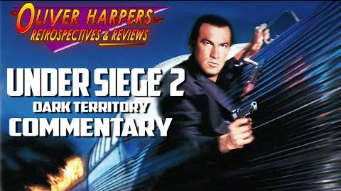 Under Siege 2 Dark Territory Commentary (Podcast Special)