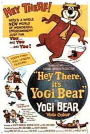 Hey There Its Yogi Bear 1964