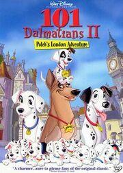 101 Dalmatians II Patch's London Adventure cover